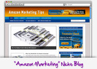 Thumbnail Amazon Marketing Niche Blog - Highly Optimized Blogs