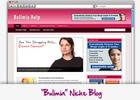 Thumbnail Bulimia Niche Blog - Highly Optimized Blogs