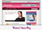 Thumbnail Bulimia Niche Blog - Highly Optimized Blogs