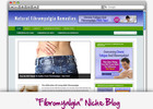 Thumbnail Fibromyalgia Remedies Niche Blog - Highly Optimized Blogs