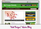 Thumbnail Nail Fungus Niche Blog - Highly Optimized Blogs