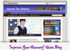Thumbnail Improve Memory Niche Blog - Highly Optimized Blogs