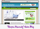 Thumbnail Home Remedies for Herpes Niche Blog - Highly Optimized Blogs