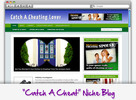 Thumbnail Catch a Cheating Lover Niche Blog - Highly Optimized WP Blogs