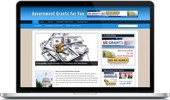Thumbnail Government Grants Niche Blog - Highly Optimized Blogs