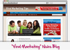 Thumbnail Viral Marketing Niche Blog - Highly Optimized WP Blogs