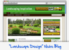 Thumbnail Landscape Design Niche Blog - Highly Optimized WP Blogs