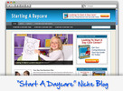 Thumbnail Starting A Daycare Niche Blog - Highly Optimized WP Blogs