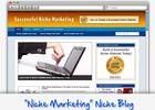 Thumbnail Niche Marketing Niche Blog - Highly Optimized WP Blogs
