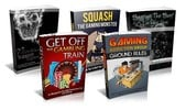 Thumbnail Break Addiction Niche Packs (5 eBooks) - MRR