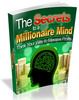 Thumbnail Secrets to a Millionaire Mind MRR/ Giveaway Rights
