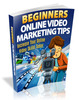 Thumbnail Beginners Online Video Marketing Tips MRR/ Giveaway Rights