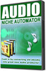 Thumbnail Audio Niche Automator Video Course - PLR