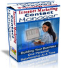 Thumbnail Internet Marketing Contact Manager - PLR Software