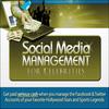 Thumbnail Social Media Management For Celebrities PLR (eBook & Audio)