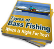 Thumbnail Types of Bass Fishing (PLR)