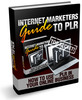 Thumbnail The Internet Marketers Guide to PLR MRR/ Giveaway Rights