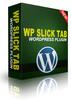 Thumbnail WP Slick Tab Plugin - RR