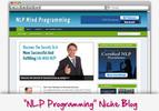 Thumbnail Neuro-Linguistic Programming (NLP) Niche Blog