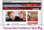Thumbnail Conversation Confidence Niche Blog - Highly Optimized WP Blogs
