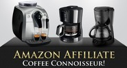 Thumbnail Azon Affiliate Coffee Connoisseurs