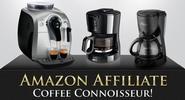 Thumbnail Azon Affiliate Coffee Connoisseurs