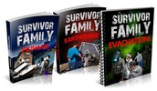 Thumbnail Disaster Survival Info Pack - Survivor Family Trilogy