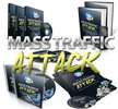 Thumbnail Mass Traffic Attack PLR - eBook and Videos