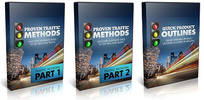 Thumbnail 25 Proven Website Traffic Methods - Videos & Audio (MRR)