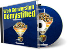 Thumbnail Web Conversion Demystified Video Course - MRR