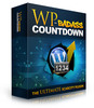 Thumbnail WP BadAss Countdown Plugin (Resale Rights)