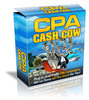 Thumbnail CPA Cash Cow - CPA Plug And Profit Template System (PLR)