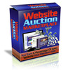 Thumbnail Website Auction Marketplace (PLR)