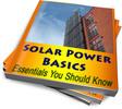 Thumbnail Solar Power Basics - Essentials You Should Know (PLR)