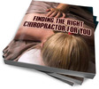 Thumbnail Finding the Right Chiropractor For You (PLR)