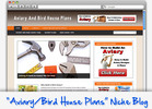 Thumbnail Aviary And Bird House Plans Niche Blog