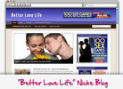 Thumbnail Better Love Life Niche Blog - Highly Optimized WP Blogs