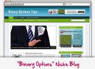 Thumbnail Binary Options Niche Blog - Highly Optimized WP Blogs