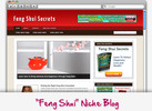 Thumbnail Feng Shui Secrets Niche Blog - Highly Optimized WP Blogs