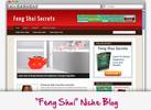 Thumbnail Feng Shui Secrets Niche Blog - Highly Optimized WP Blogs