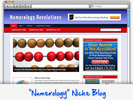Thumbnail Numerology Niche Blog - Highly Optimized WP Blogs