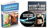 Thumbnail Weight Loss Resolution Roadmap - eBook and Audio, MRR
