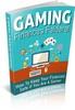 Thumbnail Gaming Finances Falderal Master Resale/Giveaway Rights