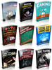 Thumbnail Games/ Gaming Niche Bundle (9 eBooks), MRR/Giveaway Rights