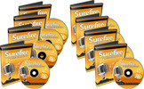 Thumbnail Surefire Podcast Blueprint  Audio and Video Course (PLR)