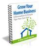 Thumbnail Grow your Home Business PLR Autoresponder Series