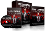 Thumbnail Take Control Of Your Life - eBook and Audio, MRR