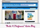 Thumbnail Build Playhouse Niche Blog