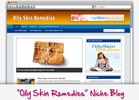Thumbnail Oily Skin Remedy Niche Blog