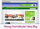 Thumbnail Urinary Tract Infection Remedy Niche Blog